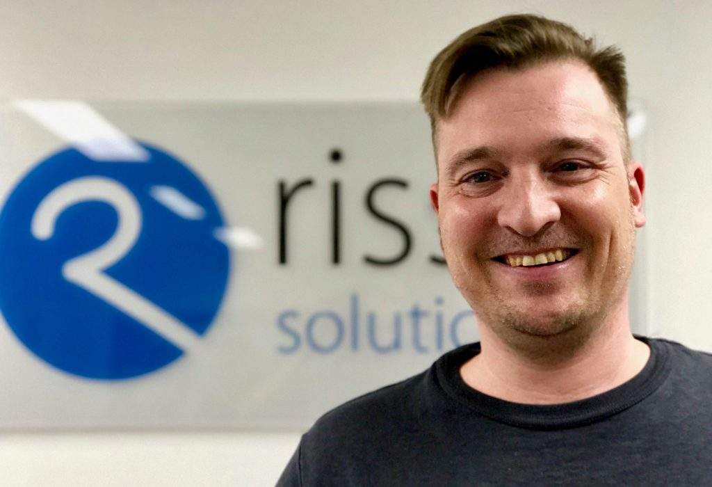 Alexander Sperrfechter, CEO of rissc solutions, talks about the current security situation at Magento-based stores; Source: rissc