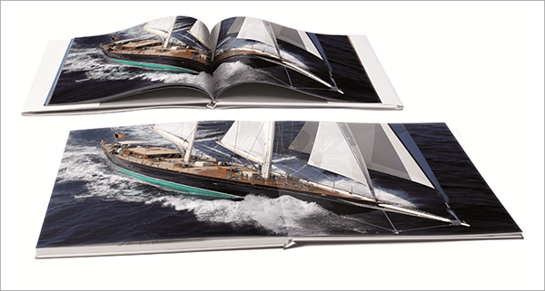 Non-camber lay properties are great for special motifs and double-page spreads; Source: imagingsolutions.ch