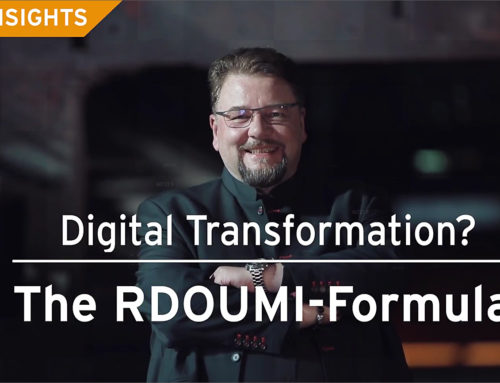 ZIPPER's INSIGHTS: How do I transform properly? Say goodbye to haphazard and disorganized with the RDOUMI formula.