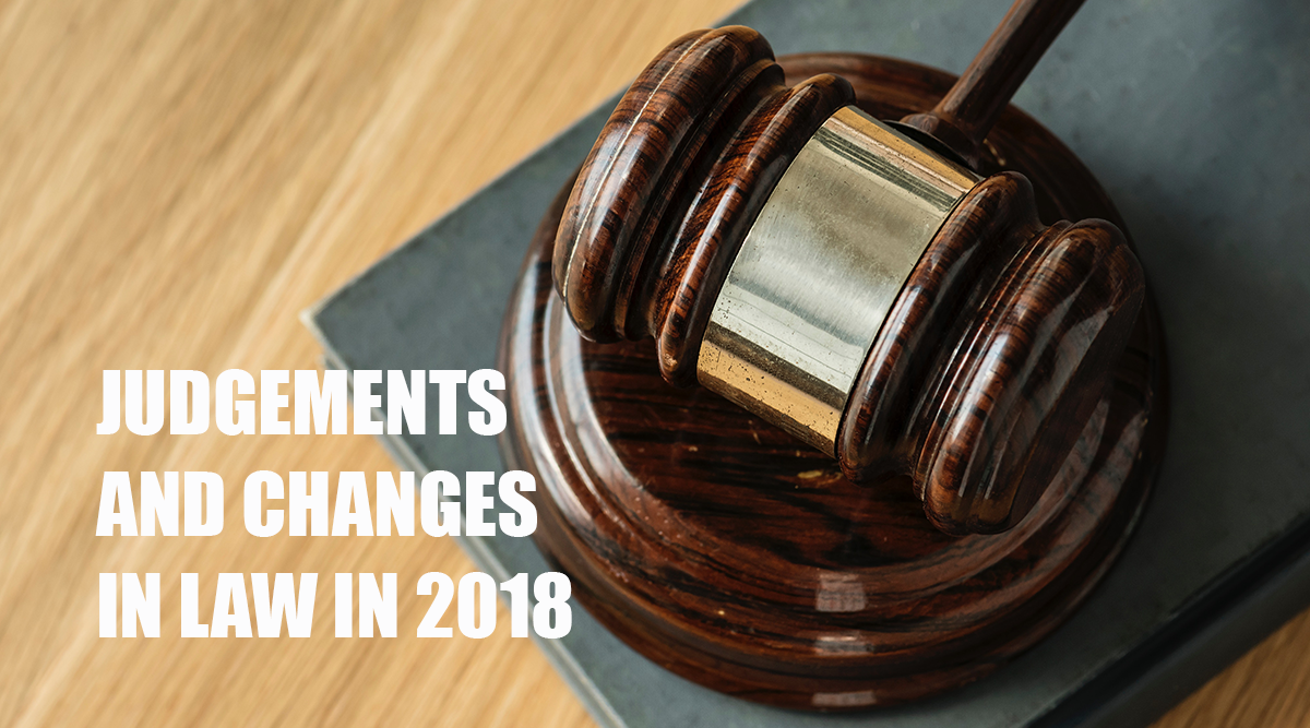 Online print and the law – what changed in 2018?