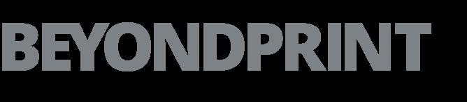 beyond-print.de Logo