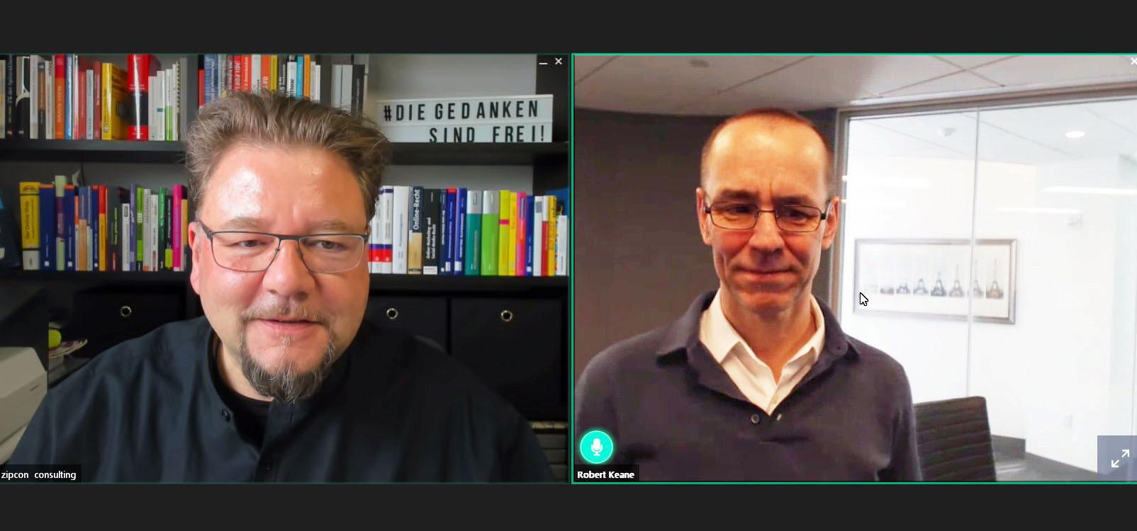 Cimpress: Tough times – Talk with CEO Robert Keane