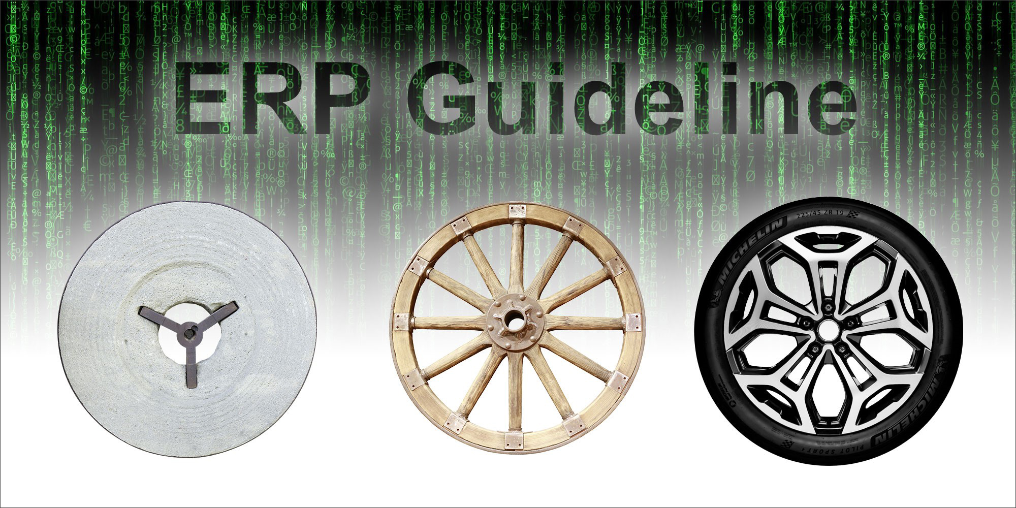 ERP Systems: Don't reinvent the wheel