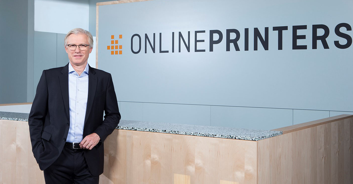 Onlineprinters: Talk with Roland Keppler - 200 Days as CEO