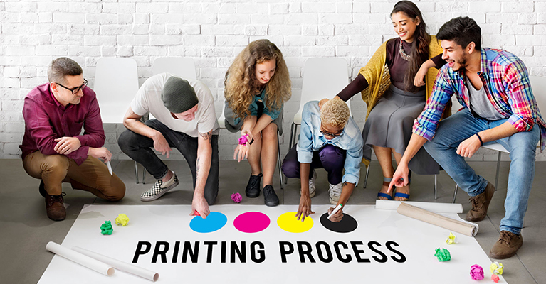 Onlineprint: It's all about the process