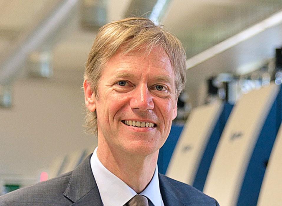 Koenig & Bauer: Ralf Sammeck coordinates a digital transformation