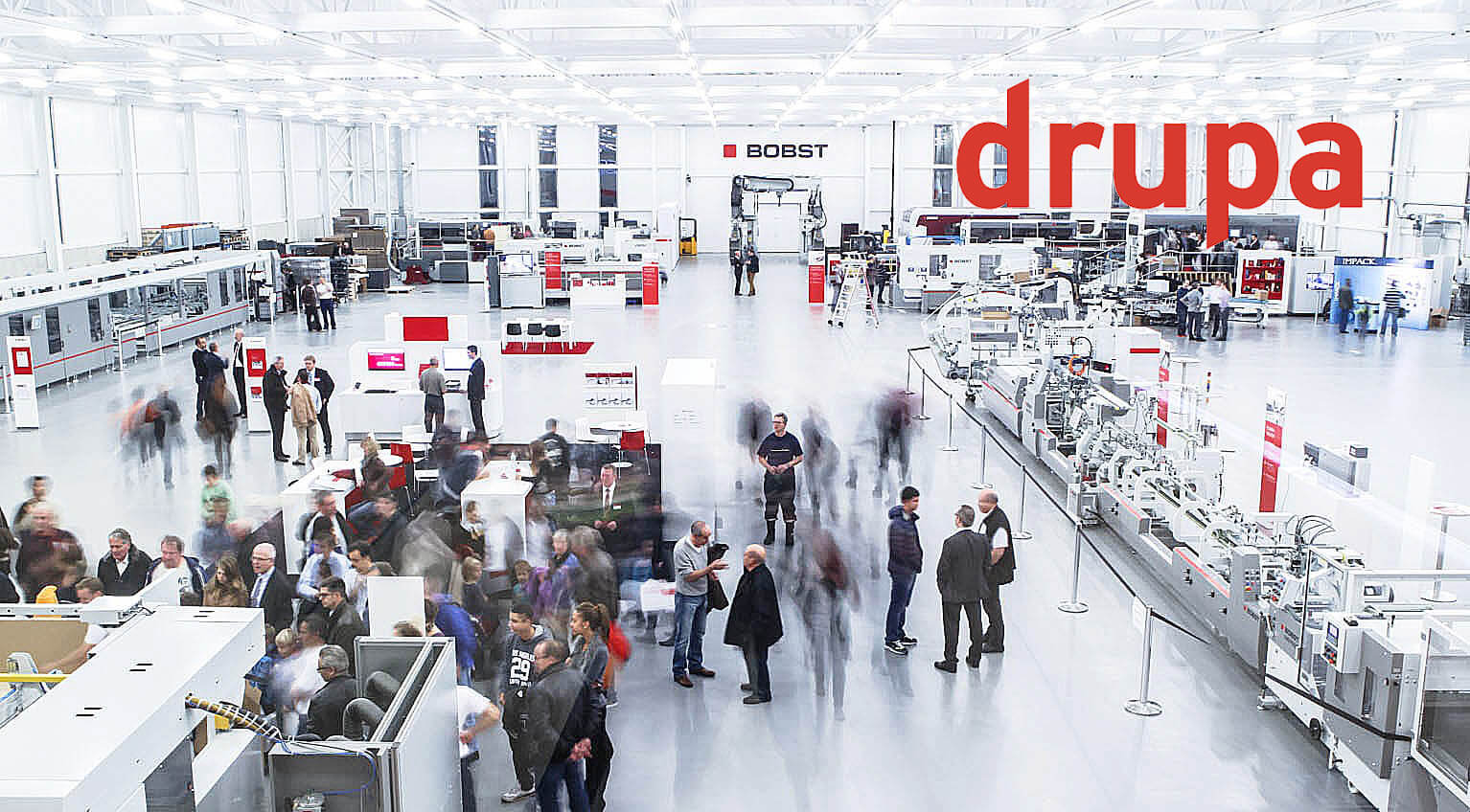 drupa 2021: Bobst and Xerox cancel