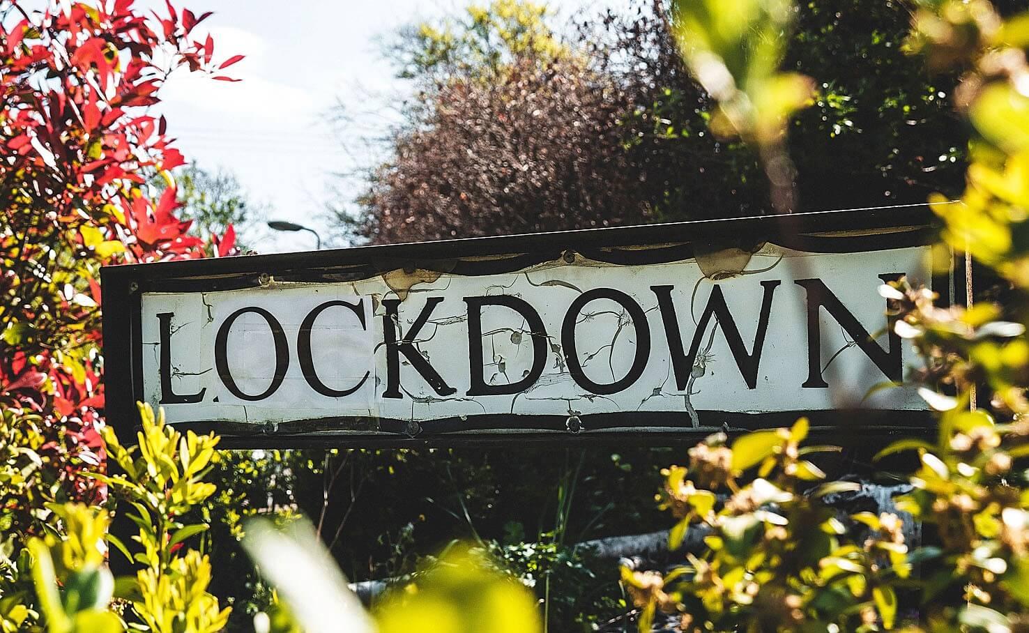 Lockdown figures:  Production on the floor, packaging in progress