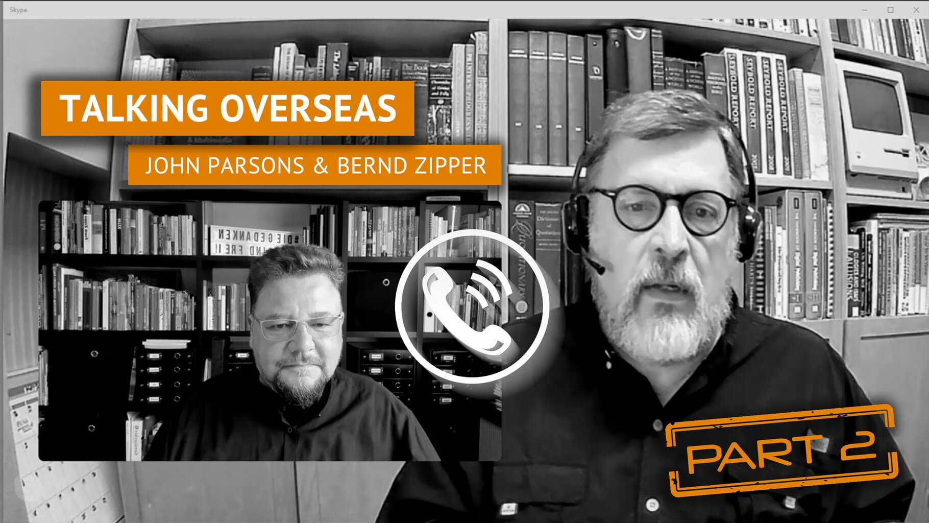Talking Overseas: The weekly update with John Parsons and Bernd Zipper