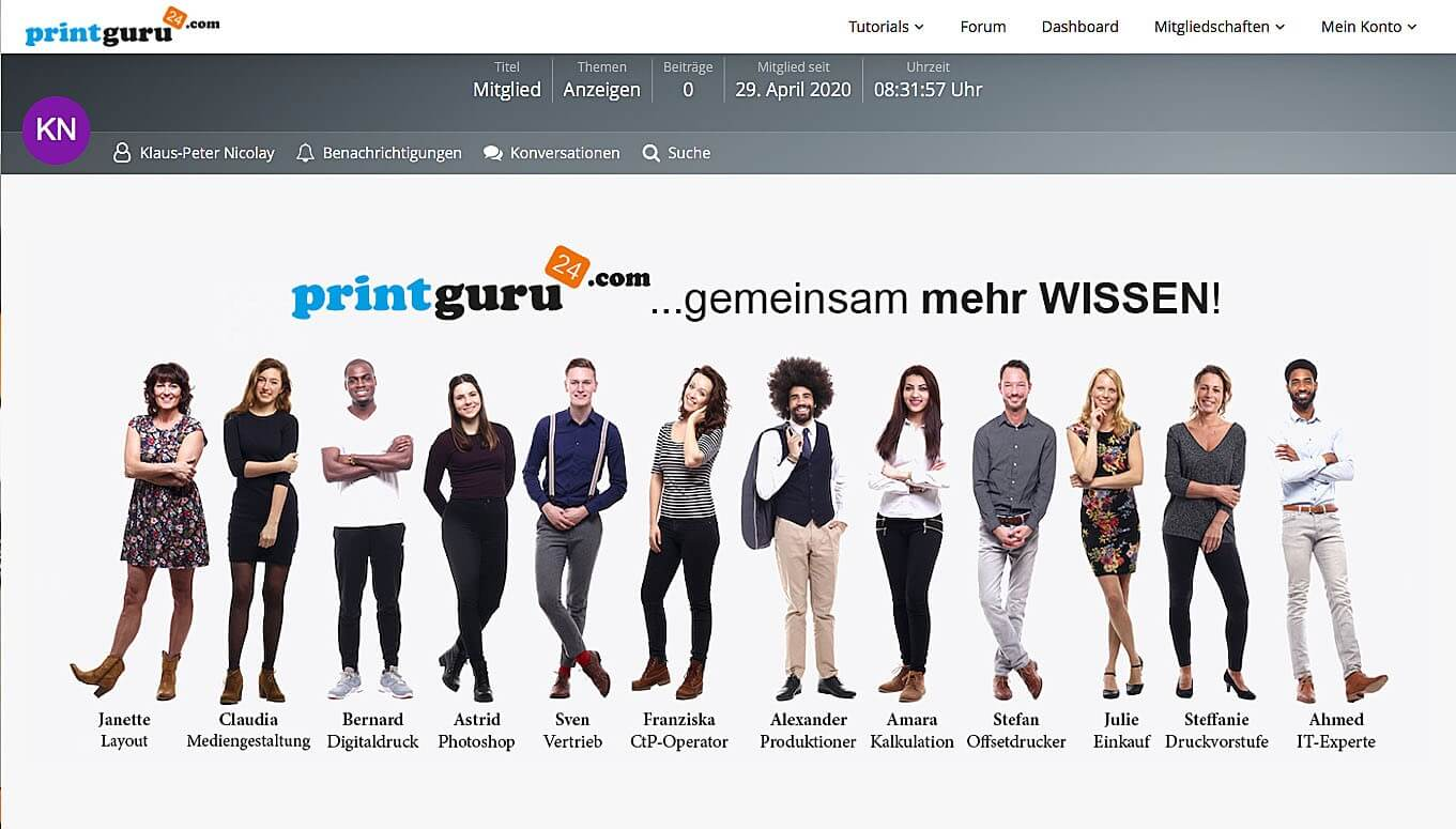 Online platform printguru24.com: Knowing where to go