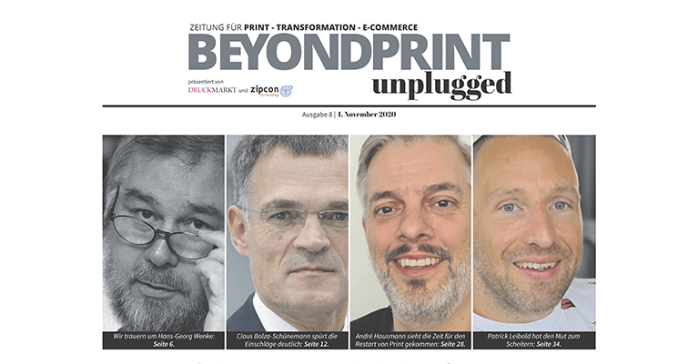NEWS: BEYONDPRINT unplugged #8