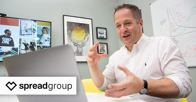 NEWS: SPREAD GROUP CEO PHILIP ROOKE DISCUSSES THE FUTURE