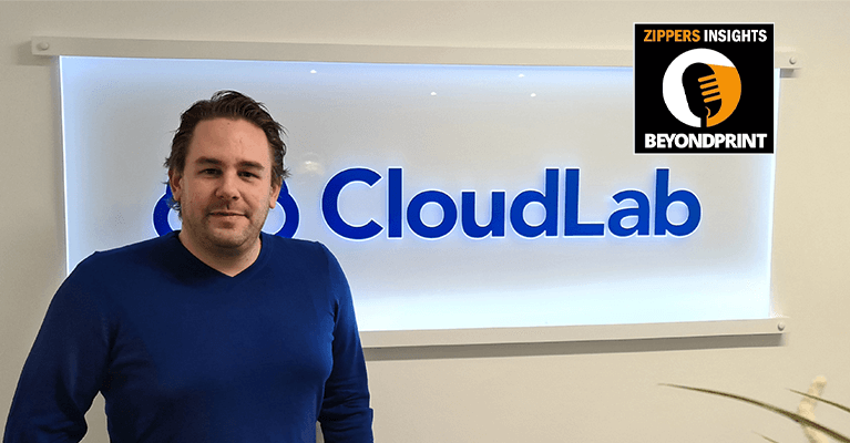 Podcast: CloudLab - What is the future of web-to-print?