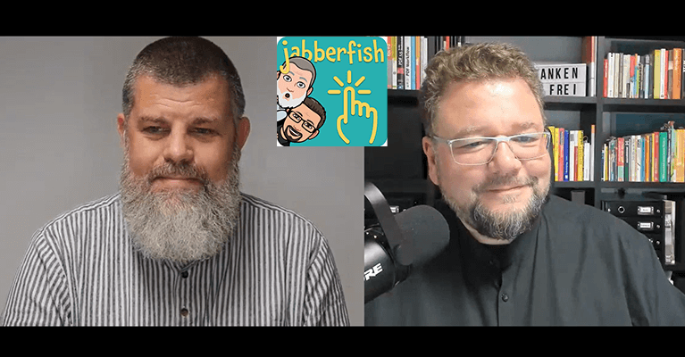News: Jabberfish – Podcast with Ulrich + Zipper