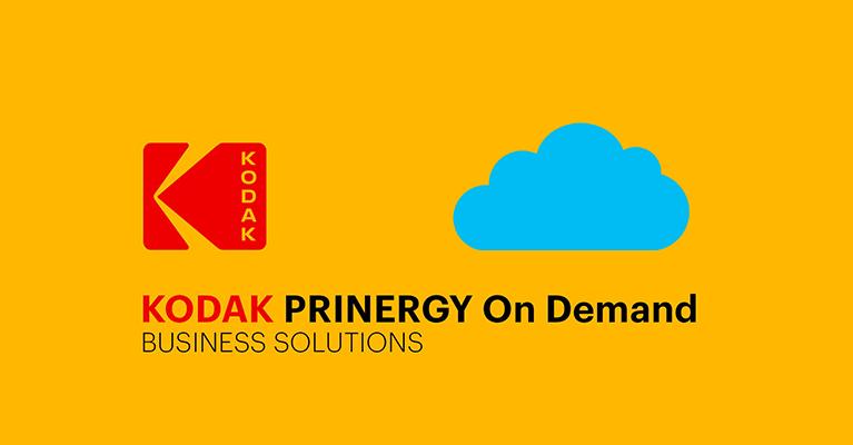 MARKET: KODAK PRINERGY ON DEMAND BUSINESS SOLUTIONS