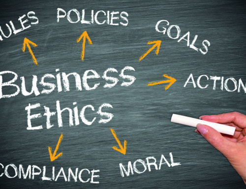 Business ethics: how political is an online print provider allowed to be?
