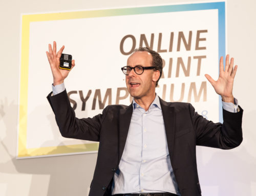 OPS 2018: keynote video – are online print and mass customization a good mix?