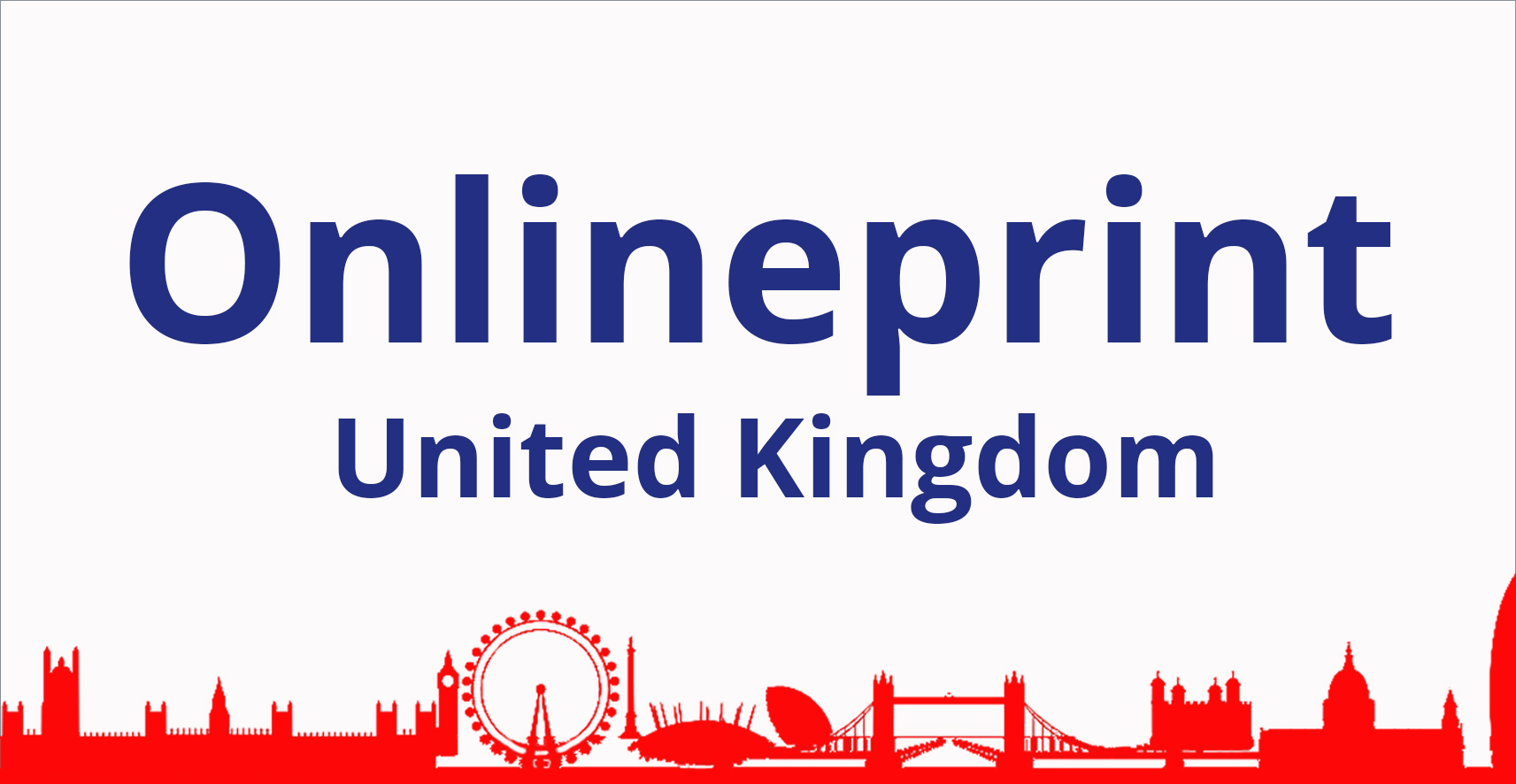 International online print markets: UK – a market of the future for online print?