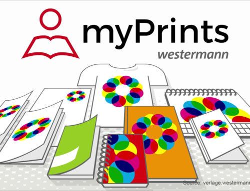 "Westermann: myPrints – web-to-print ""goes to school"""