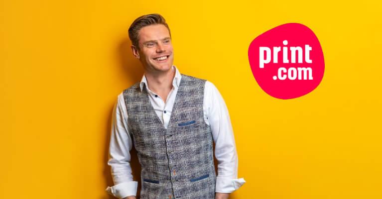 Interview: Marco Aarnink, Managing Director of Print.com
