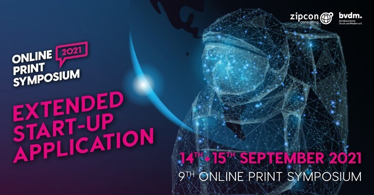 News: Online Print Symposium: Extended Start-Up Application