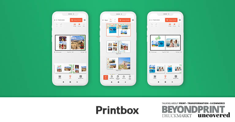News: Printbox increasingly relies on mobile devices